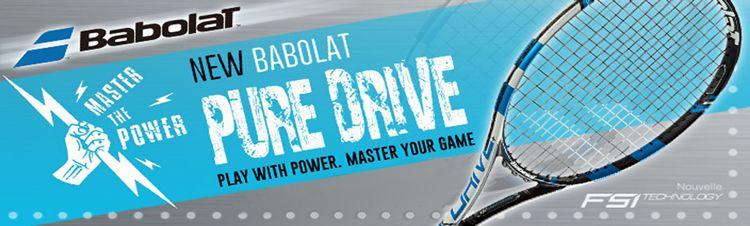 Nova Babolat Pure Drive 2015